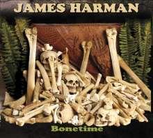 James Harman: Bonetime, CD