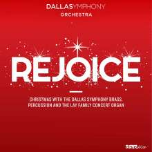 Dallas Symphony Orchestra Brass - Rejoice, CD