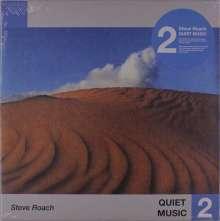 Steve Roach: Quiet Music 2, LP
