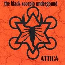 Black Scorpio Underground: Attica, CD