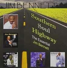 Jim Bennett: Southern Soul Highway: Essential Jim Bennett, CD