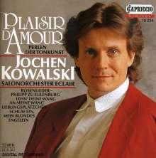 Jochen Kowalski - Plaisir d'Amour, CD