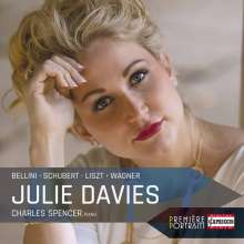 Julie Davies - Bellini / Schubert / Liszt / Wagner, CD