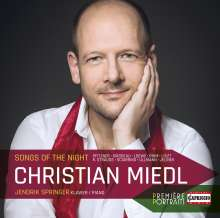 Christian Miedl - Songs of the Night, CD