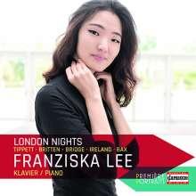 Franziska Lee - London Nights, CD