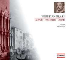 HR Brass - Venezianische Mehrchörigkeit, CD