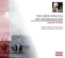 Antonio Vivaldi (1678-1741): Oboensonaten RV 28,34,53,81,779, CD