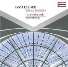 Ernst Eichner (1740-1777): Symphonien, CD