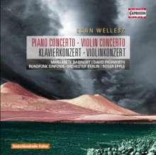 Egon Wellesz (1885-1974): Klavierkonzert op.49, CD