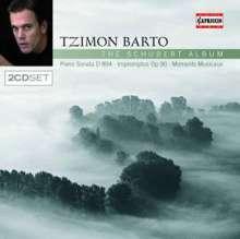 Franz Schubert (1797-1828): Klaviersonate D.894, 2 CDs
