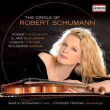 Gudrun Schaumann - The Circle of Robert Schumann, 2 SACDs