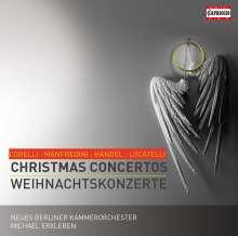 Weihnachtskonzerte, CD
