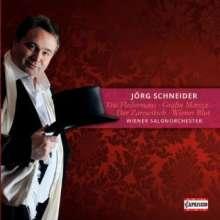 Jörg Schneider singt Arien, CD