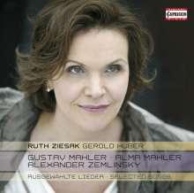 Ruth Ziesak singt Lieder, CD