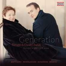 Renate & Daniel Behle - Generation, CD