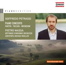 Goffredo Petrassi (1904-2003): Klavierkonzert, CD
