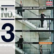 Signum Quartett - No.3, CD