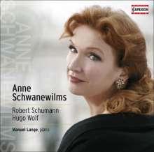 Anne Schwanewilms - Robert Schumann/Hugo Wolf, CD