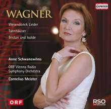 Anne Schwanewilms - Wagner, CD