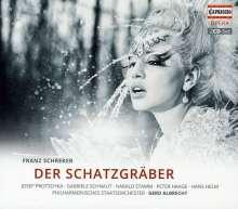Franz Schreker (1878-1934): Der Schatzgräber, 2 CDs