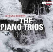 Johanna Doderer (geb. 1969): Klaviertrios Nr.1-4, CD