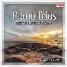 Pacific Trio - Piano Trios, CD