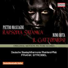 Pietro Mascagni (1863-1945): Rapsodia Satanica (Musik zum Film von Nino Oxilia, 1917), CD