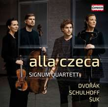 Signum Quartett - Alla Czeca, CD
