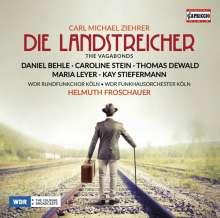 Carl Michael Ziehrer (1843-1922): Die Landstreicher, CD