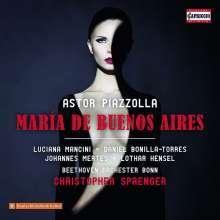 Astor Piazzolla (1921-1992): Maria de Buenos Aires, 2 CDs