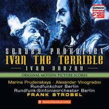 Serge Prokofieff (1891-1953): Iwan der Schreckliche - Filmmusik op.116, 2 CDs