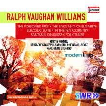 Ralph Vaughan Williams (1872-1958): Bucolic-Suite (1900), CD