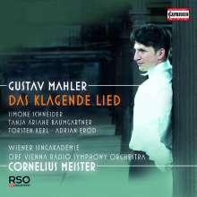 Gustav Mahler (1860-1911): Das Klagende Lied, CD