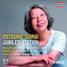 Mitsuko Shirai - Jubilee Edition, CD
