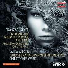 Franz Schreker (1878-1934): Ekkehard op.12 (Symphonische Ouvertüre), CD