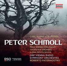 Carl Maria von Weber (1786-1826): Peter Schmoll und seine Nachbarn, CD