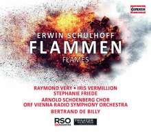 Erwin Schulhoff (1894-1942): Flammen, 2 CDs