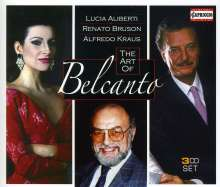 The Art of Belcanto, 3 CDs