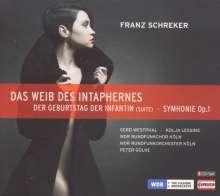 Franz Schreker (1878-1934): Das Weib des Intaphernes, 3 CDs