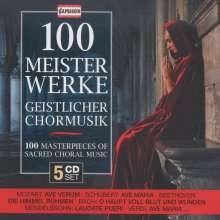 100 Meisterwerke geistlicher Chormusik, CD