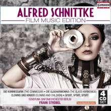 Alfred Schnittke (1934-1998): Filmmusiken-Edition, 4 CDs