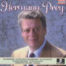 Hermann Prey Edition, 5 CDs