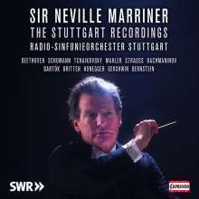 Sir Neville Marriner - The Stuttgart Recordings, 15 CDs