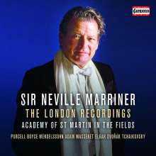 Sir Neville Marriner - The London Recordings, 14 CDs