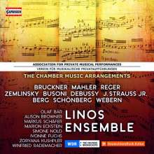 Linos Ensemble - The Chamber Music Arrangements, 8 CDs