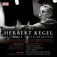 Herbert Kegel - Capriccio Edition, 8 CDs