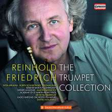 Reinhold Friedrich and Friends - The Trumpet Collection, 10 CDs