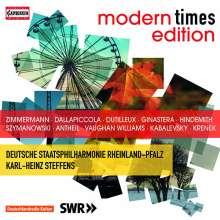 Modern Times Edition (Capriccio), 10 CDs und 1 DVD