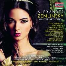 Alexander von Zemlinsky (1871-1942): Anniversary Edition, 6 CDs