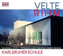 Karlsruher Schule - 50 Jahre Hochschule für Musik Karlsruhe, 3 CDs